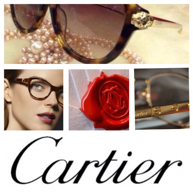Cartier collage