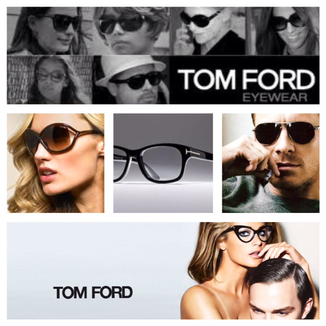 Tom Ford collage