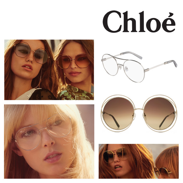 Chloe collage