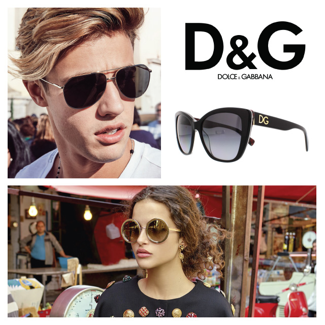 D&G collage