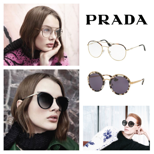 Prada collage