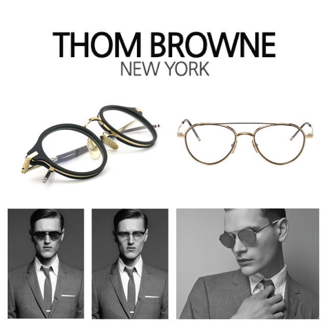 Thom Browne collage